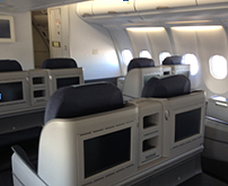 Air Namibia Business Class