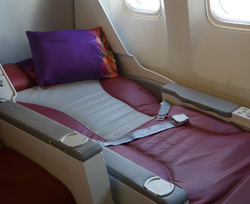 Air Niugini Business Class