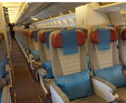 Air Niugini Economy Class