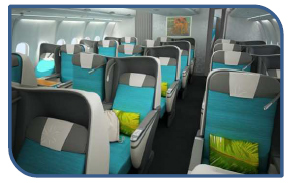 Air Tahiti Nui Poerave Business