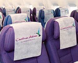 Caribbean Airlines Economy Class