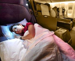 Royal Brunei Business Class