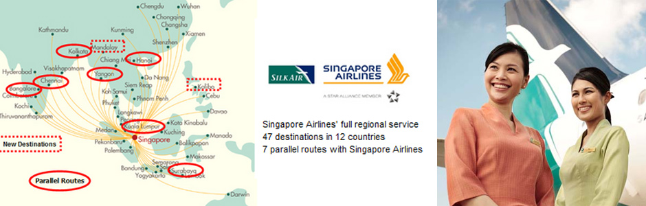 Singapore Airlines Silkair